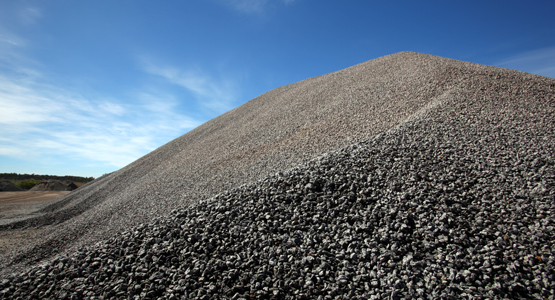 Aggregates (Quarry products)