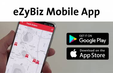 <P ALIGN=LEFT>eZyBiz Mobile Application</P>