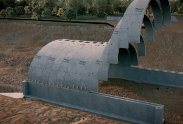 Humes BEBO Precast Arch Systems