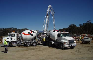 Optimising results for cold weather concreting