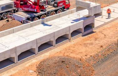 Humes provide carbon neutral culverts in first for Inland Rail