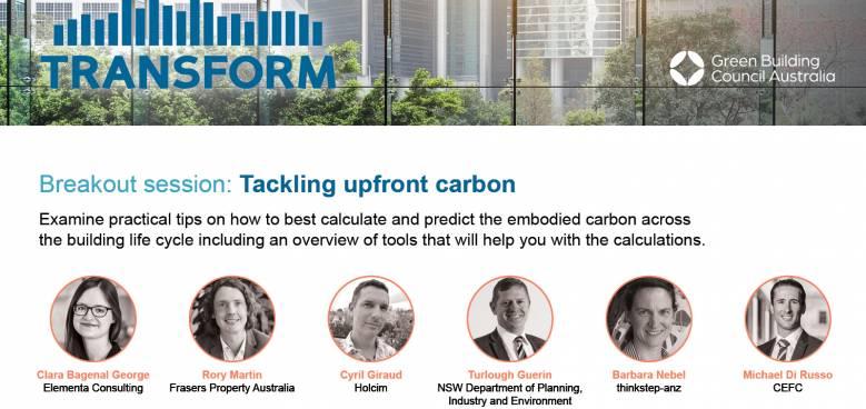 transform2021 breakout carbon