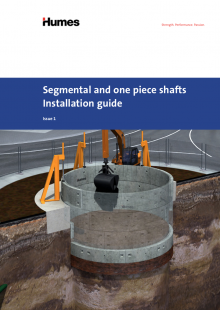 hu segmental onepiece shafts installation guide cover