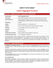 au holcim aggregate products sds cover
